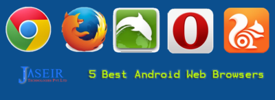 5 top Browsers