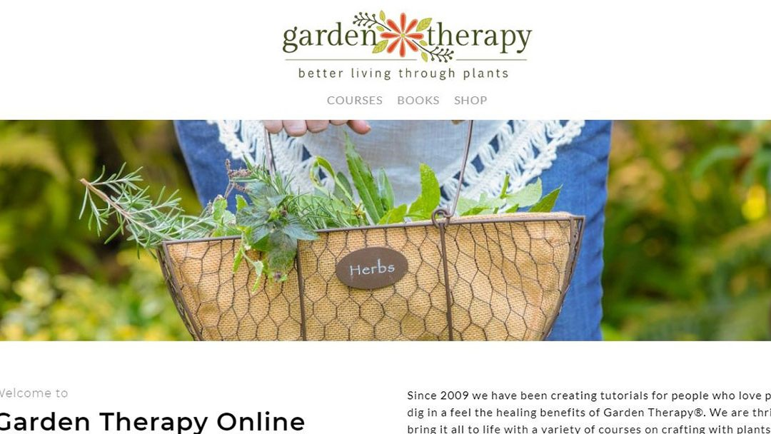 Courses gardentherapy